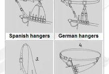 rapier hanger