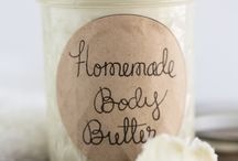 DIY Lotions and Body Care