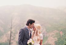 Weddings- Bride and Groom posing ideas