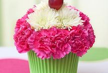 Blomstermuffin