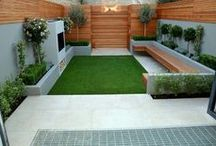 jardins e paisagismo