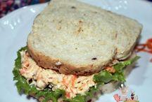 sanduíches naturais