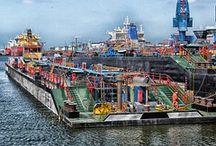 #PUERTOS / Los puertos de mar algo más que la pesca.