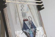 Αργαλειός Weaving