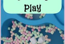 Sensory play for little ones
