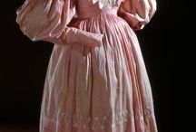 1830s Dresses