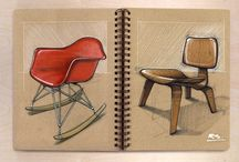 furniture drawings