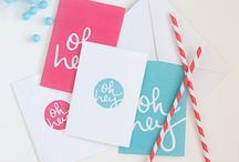 Free Printables / by Jessica Whitlock