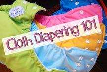 """Cloth diapering"" me / by Allison Scott"