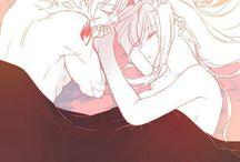 nalu / fairy tail ship natsu dragneel and lucy heartfilia