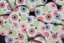 I love buttons! / I just love all the different and fab things you can do with buttons.