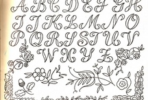 calligraphy - tipograf