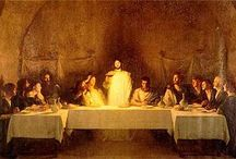 Jesus- / by Belinda Lovo