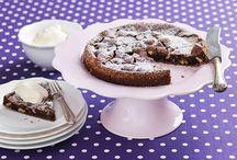 Kladdkaka / Kladdkaka och brownies i alla dess former