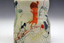 ceramic surfaces