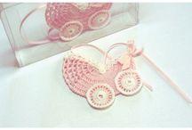 Bomboniere Uncinetto - Crochet Favors