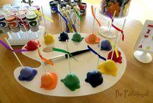 The Partiologist: Art Class! / The Partiologist: Art Class!