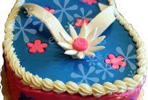 Flip Flop Cakes