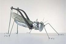 Klas 3: Robotdier/Insect
