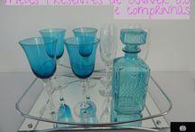 Meus presentes de aniver 3.0 para decoracao da casa e comprinhas! / Veja + Inspirações e Dicas de decoração no blog!  www.construindominhacasaclean.com