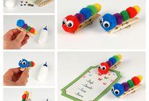 Bricolages pour enfants