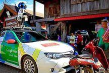 Giller: Google wagen beschuldigd van spionage