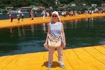 My floating piers