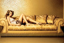 Gold Glamour / by Modern LA Weddings