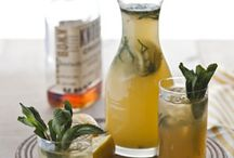 Bourbon/whiskey drinks