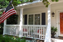 Porches and Shutters