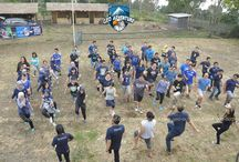 GATHERING OUTBOUND THE NIELSEN INDONESIA - GEO ADVENTURE