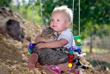 gyermek - kisállat szeretet