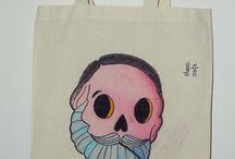 Tote Bag/ Bez çanta / Thapz Bez Çanta Tasarımları