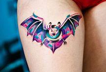 Magdalena Bujak / Tattoo by: © Magdalena Bujak - Poland. More tattoo artists on www.tattoolook.com