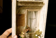 Miniatures - Dollhouses