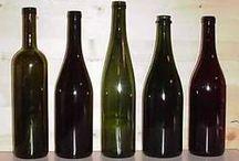 Wine Bottle / Wijnfles