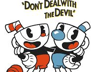 "Cuphead ""Don't deal with the devil"""