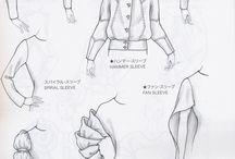 Sleeves / design