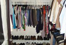 20 Ways to Organize Your Closet For Summer / 20 Ways to Organize Your Closet For Summer