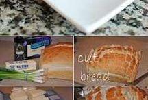 Hauskoja ideoita ruoasta