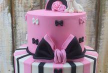 Paris themed cakes / All about Paris! Boca Raton, FL www.sweetheaven.us