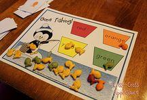 fishing theme for kids / by Becky VanRiper