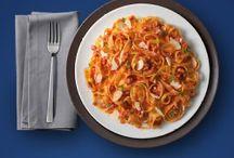 Recept - pasta