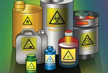 Chemical and Radiation Hazards (Tehlikeli Madde) / A chemical hazard is a type of occupational hazard caused by exposure to chemicals in the workplace. Exposure to chemicals in the workplace can cause acute or long-term detrimental health effects.
