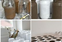 diy jars paint