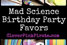 Mad Science Party / by Tanya Macpherson