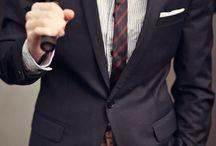 Sharp dressed man / Man clothes / by Diana Plesant