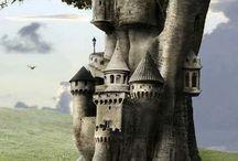 Fantasy & Fary Tales Art