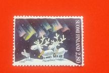 Suomi-Finland stamps