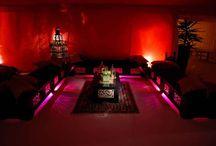 Moroccan, Arab & Indian Decor